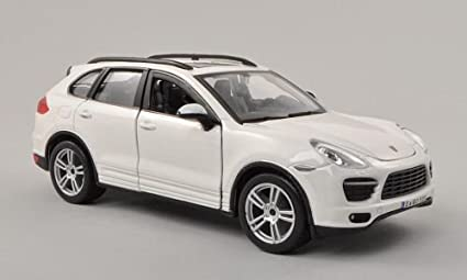 Porsche Cayenne (92A) Turbo, white, 0, Model Car, Ready-