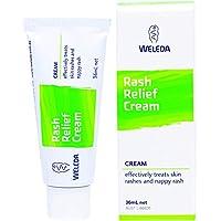 Weleda Rash Relief Cream 36 ml, 36 milliliters