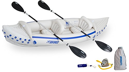 Sea Eagle 330 Deluxe 2 Person Inflatable Sport...