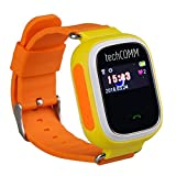 TechComm G900 Kids Smart Watch Fitness Tracker GPS Tracker Girls & Boys