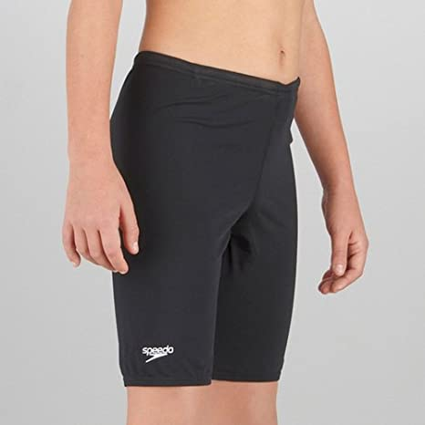 New Speedo Endurance Boys Swimming Jammer Longer Length Swim Shorts