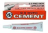 Adhesive, Cement GS Hypo Tube (1/3 fl oz)