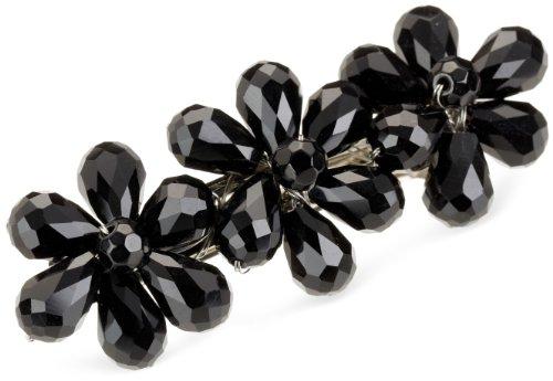 Revlon RV5123 Bead Barrette Black