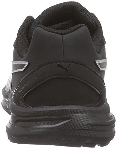 Erwachsene Schwarz Unisex Black SL Puma Laufschuhe black Descendant puma 03 Silver v3 wYqIqTa