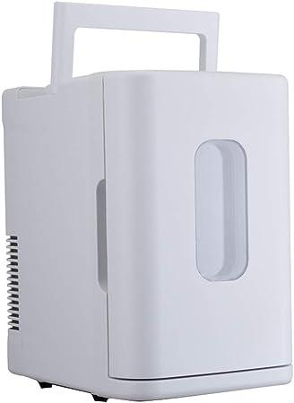 Caja De RefrigeracióN EléCtrica 10L - Hogar/Coche Nevera Compacta, PortáTil Refrigerante, 12v / 220v: Amazon.es: Hogar