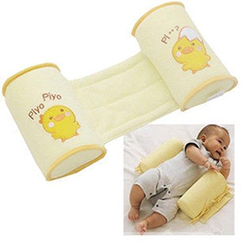 Baby pillow Crib Bumper nursing pillow Positioner Anti-rollover Baby Cushion Anti-rollover Memory Foam Cute Cartoon Anti-roll Sleeper Sleep Positioner Insurance