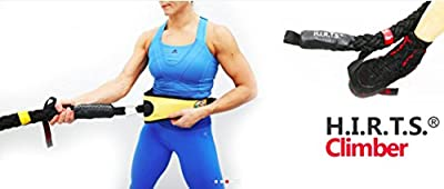 Suples H.I.R.T.S Climber - Resistance Bands - Rope Climbing Fitness Training - Home or Gym Workout