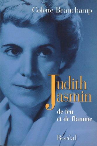 2890525082 - Colette Beauchamp: Judith Jasmin - Livre