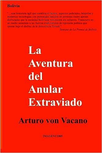 Amazon.com: La Aventura del Anular Extraviado (Spanish ...