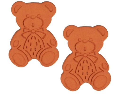 (2 Pack) The Original Brown Sugar Bear by Harold Imports