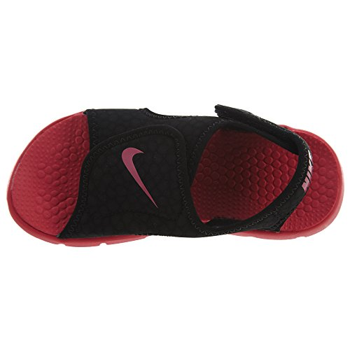 Nike Pink Regolare Scarpe Con Ragazza Da Estivo Bambini Black Per Spiaggia Sandali Sunray Velcro rush T6wxTqaU