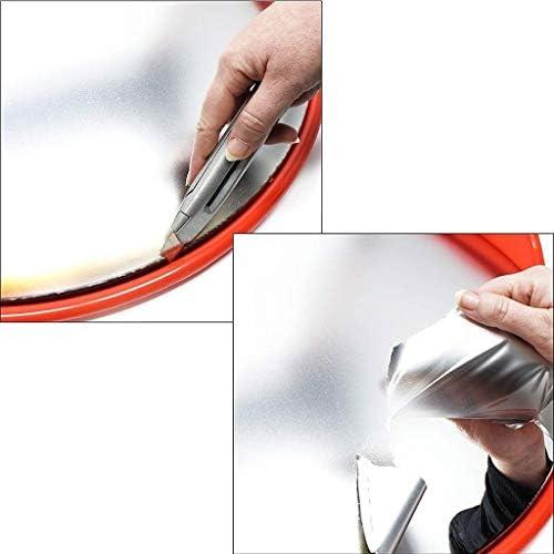 カーブミラー 取り付け用ハードウェア調節可能な壁と広角レーン道路安全交通ミラーラウンドは取りつけ金具を含め、ブラケット45センチメートル60センチメートル80センチメートル100センチメートルを取り付け RGJ4-26 (Size : 600mm)