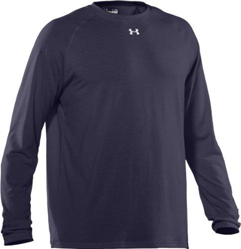 Under Armour Men's UA Locker Long Sleeve T-Shirt X-Large Midnight Navy