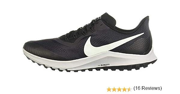 Nike Air Zoom Pegasus 36 Trail, Zapatillas Running para Hombre, Gris (Oil Grey/Barely Grey/Black/Wolf Grey 2), 40 EU: Amazon.es: Zapatos y complementos