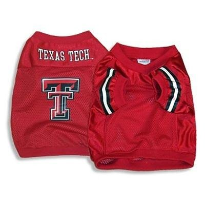 Pet Care Preferred Texas Tech Dog Jersey Alternate Style - Medium