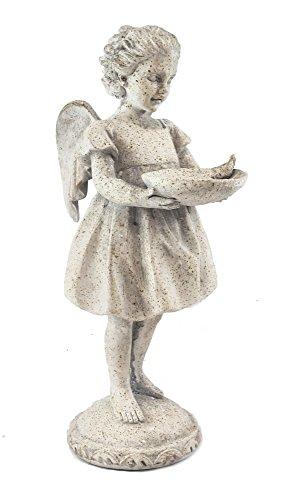 (Secret Garden Angel Decorative Figurine)