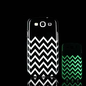 LHY Samsung S3 I9300 compatible Graphic/Special Design/Glow in the Dark Plastic Back Cover