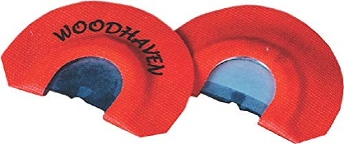 - Woodhaven Toxic Orange Diaphragm Turkey Call