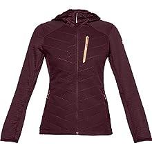 Under Armour Outerwear Men's Hybrid TP Hooded Fleece Jacket, Marine OD Green, Medium