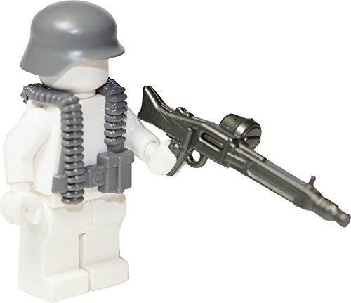 Brickarms WWII German Gunner Soldier Pack