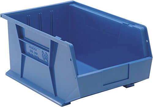 Quantum QUS255BL Blue Ultra Stack and Hang Bin, 16