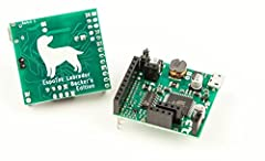 The EspoTek Labrador is a USB Device that turns any PC (Windows/Mac/Linux), Raspberry Pi or Android device into a full electronics lab with oscilloscope and more. The software interface was designed from the ground-up to be intuitive for stud...