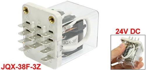 JQX-38F-3Z Voltaje de la bobina DC 24V 40A 11 Pin ELECTROM/ÁGNETICOS Relay
