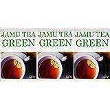 ジャムーティー JAMU TEA グリーン 125g×3袋セット