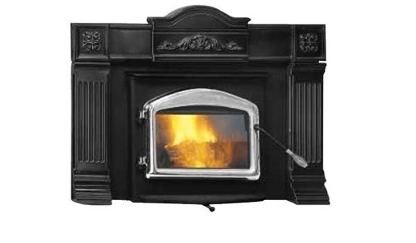 Amazon Com Napoleon Fireplaces Wood Burning Fireplace Insert