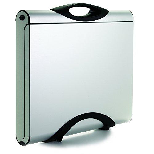 Designer Aluminum Slim Briefcase   20.1