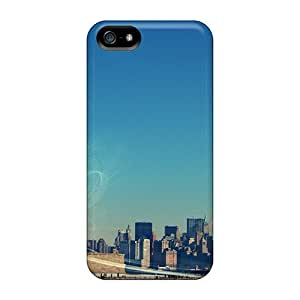 [tBvzoKQ1685mpZvO]premium Phone Case For Iphone 5/5s/ New Yorks Statue Of Liberty Tpu Case Cover