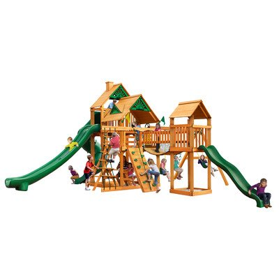 Gorillaplay Sets Home Backyard Playground Treasure Trove