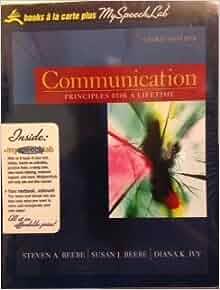 LIFETIME COMMUNICATION FOR PRINCIPLES A