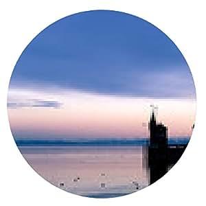 alfombrilla de ratón Puerto de Constanza - Bodensee - Alemania - ronda - 20cm