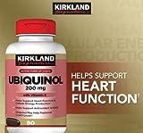 Kirkland Ubiquinol 200mg 90 Softgels, 8 Ounce