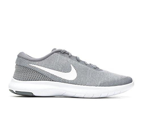 NIKE Women's Flex Experience Run 7 Shoe, Wolf Grey/White-Cool Grey