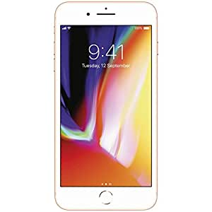 Apple iPhone 8 Plus 64 GB AT&T, Gold, Locked to AT&T