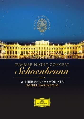 Wiener Philharmonic/Daniel Barenboim: Sommernachtskonzert Schoenbrunn 2009