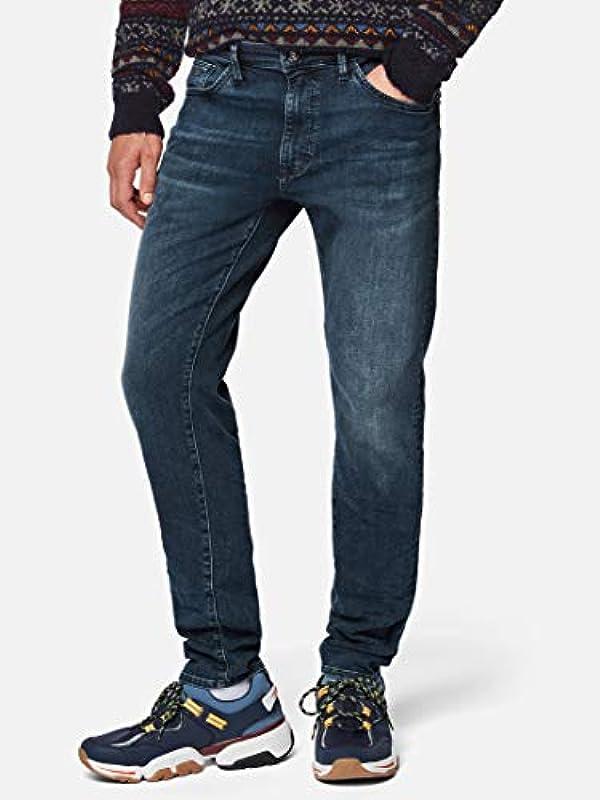 Mavi dżinsy męskie Skinny Chris: Odzież