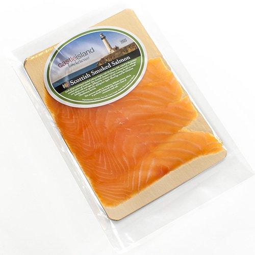 Oak Smoked Scottish Salmon by Local Abundance (4 ounce)