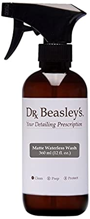 Dr. Beasley's MP11D32 Matte Waterless Wash - 32 oz. Dr. Beasley' s