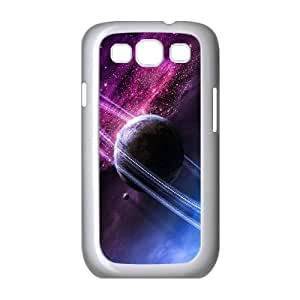 Galaxy Space Samsung Galaxy S3 9300 Cell Phone Case White CVXEYERTE08960 Plastic Protective Phone Case
