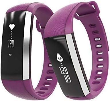 Pulsera Actividad Reloj Inteligente Podómetro Deporte Fitness ...