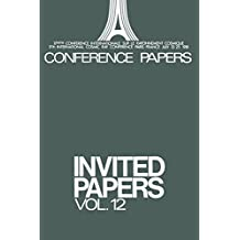 Invited Papers: Vol. 12