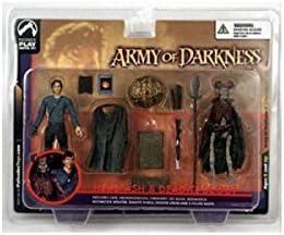 Ash Evil Dead Custom Packaged Mini-Figure Bruce Deadites Movie Army Of Darkness