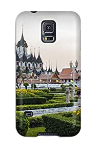 Discount 2300477K14215150 TashaEliseSawyer Case Cover Skin For Galaxy S5 (wat Ratchanaddaram)