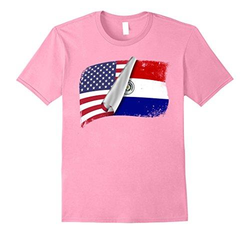 Paraguay Flag Colors - 3