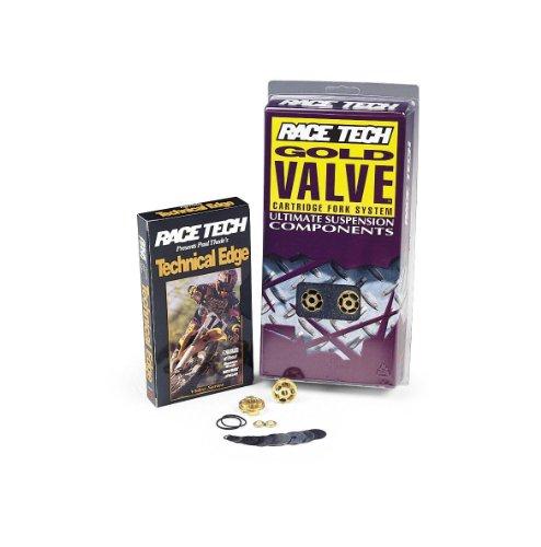 Race Tech Gold Valve Fork Kit - Type 1 FMGV S2040