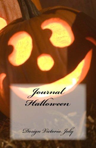 Journal Halloween: Design Original 1 (French -