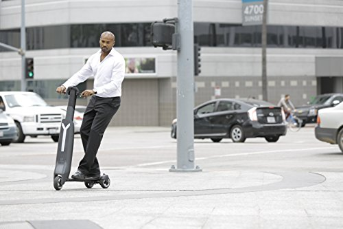 Immotor GO Intelligent Portable Foldable Luxury Electric Scooter